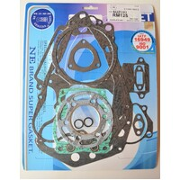 COMPLETE GASKET KIT FOR SUZUKI RM125 RM 125 1981 1982