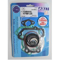 TOP END GASKET KIT FOR YAMAHA YFM125 YFM 125 2004-2012