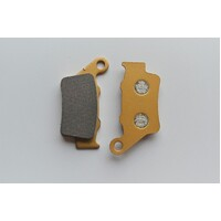 REAR BRAKE PAD FOR KTM, HUSQVARNA AND HUSABER (SEE DESCRIPTION FOR LIST)