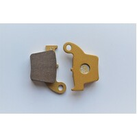 SINTERED REAR BRAKE PAD TO FIT HONDA