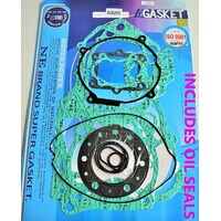 Honda CR250 1992-2001 > COMPLETE GASKET SET & OIL SEALS