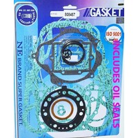 COMPLETE GASKET & OIL SEAL KIT FOR KAWASAKI KX250 KX 250 1997 1998 1999 2000 2001 2002 2003