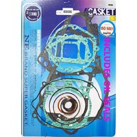 COMPLETE GASKET & OIL SEAL KIT FOR SUZUKI RM250 RM 250 1996 1997 1998
