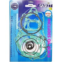 COMPLETE GASKET & OIL SEAL KIT FOR SUZUKI RM250 RM 250 2001