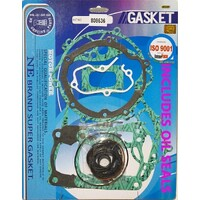 Yamaha YZ125 YZ 125 1994 1995 1996 1997 > COMPLETE GASKET & OIL SEAL KIT
