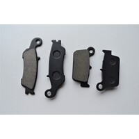 FRONT AND REAR BRAKE PADS FOR YAMAHA YZ450F / YZ250F / YZ125 / YZ250 - 2008-2021 (SEE DESCRIPTION LIST)