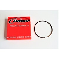 KTM / HUSABERG / HUSQVARANA 2T Meteor Piston Ring Set SX/EXC 125 01-16/TE125 12-14/TC125 14-16 - 54 SINGLE